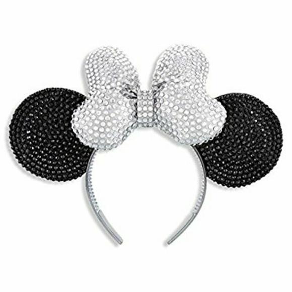 071f7127b40d9 Minnie Mouse Ears Disneyland 60th NWT